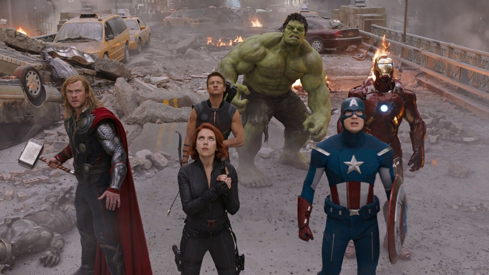 Something to Avenge: The Marvel Cinematic Universe's Hero Problem