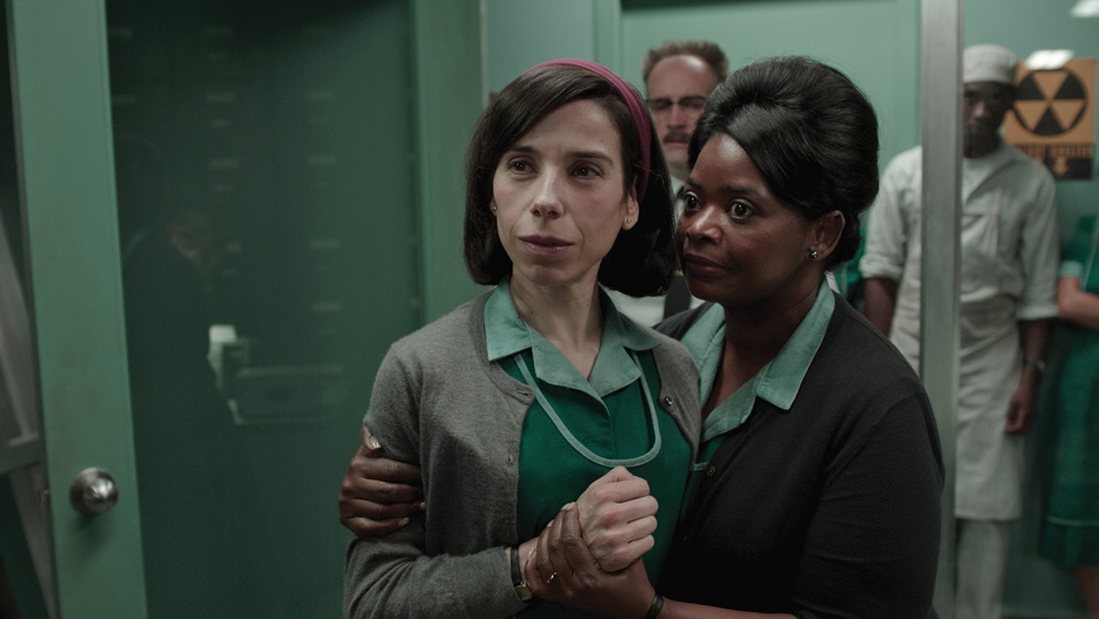 Review: The Shape ofWater